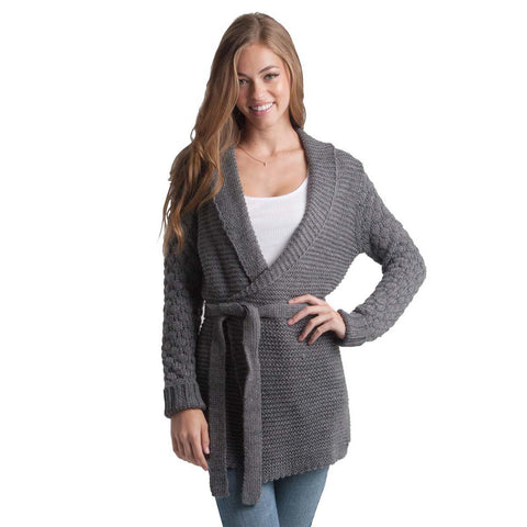 Rip Curl Dune Women's Cardigan - Steel Grey / S - Koala Logic - 1
