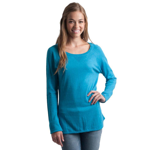 Rip Curl Lakeside Women's Sweater - Ocean Depths / S - Koala Logic - 1