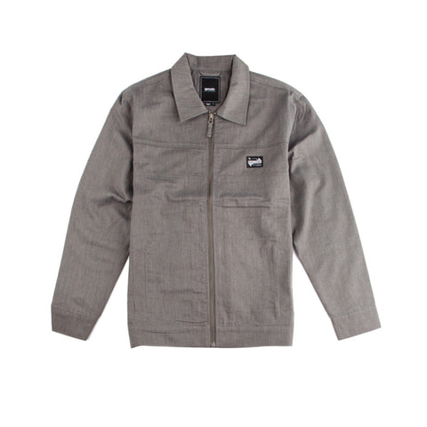 Rip Curl The Attendant Men's Jacket - Gunmetal / L - Koala Logic - 1