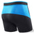 SAXX Kinetic Boxer Men's Underwear Black/Electric Blue - Koala Logic