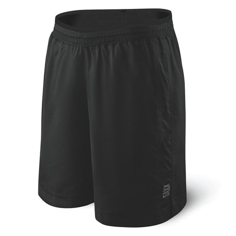 SAXX Kinetic Train 2-in-1 Men's Shorts Blackout