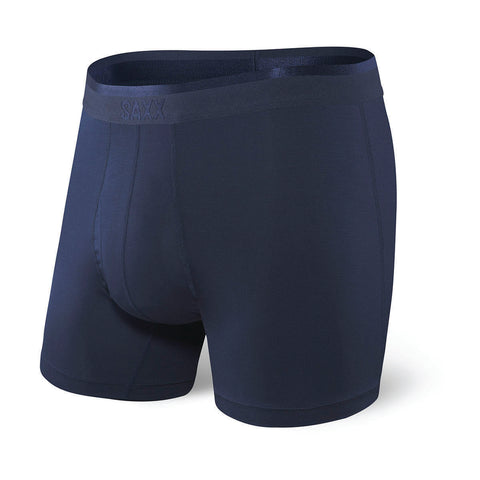 SAXX Platinum Boxer Fly Men's Underwear Navy