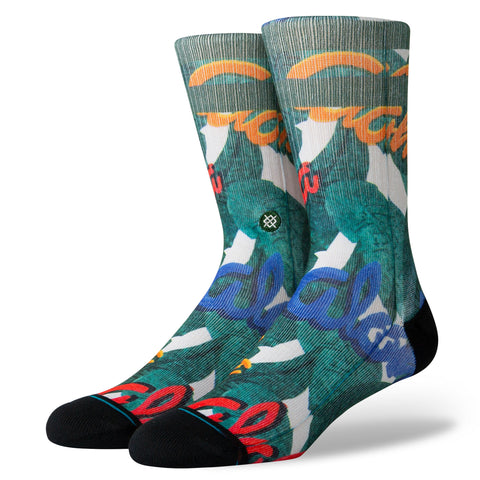 STANCE Aloha Leaves Men's Socks