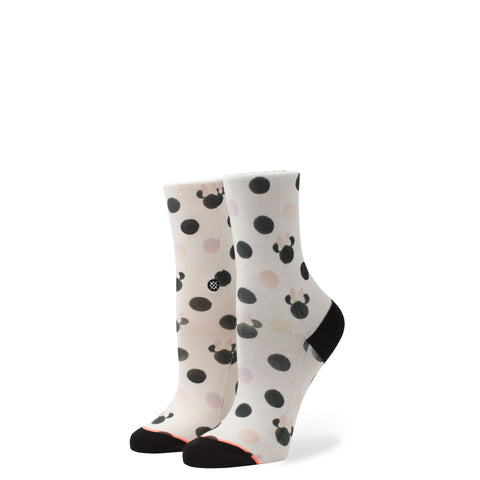 STANCE Pastel Dot Minnie Girls' Socks