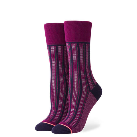 STANCE Stripe Down Women's Socks