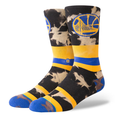 STANCE Warriors Acid Wash Men's Socks