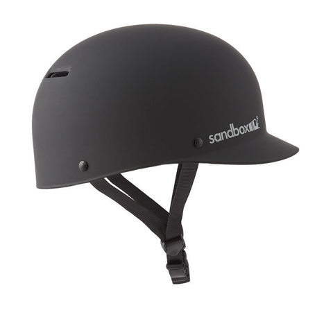 Sandbox Classic 2.0 Low Rider Helmet Black