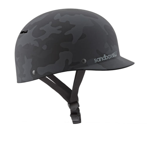 Sandbox Classic 2.0 Low Rider Helmet Black Camo