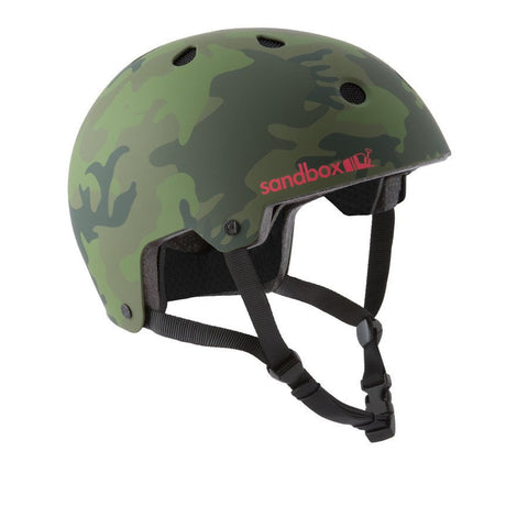 Sandbox Legend Low Rider Helmet Camo