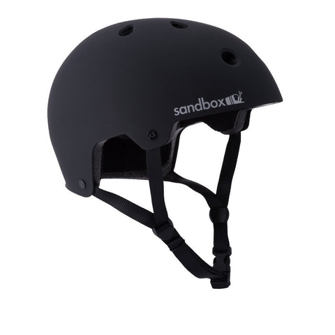 Sandbox Legend Low Rider Helmet Black - Koala Logic