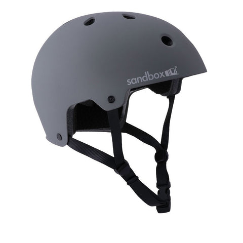 Sandbox Legend Low Rider Helmet Grey