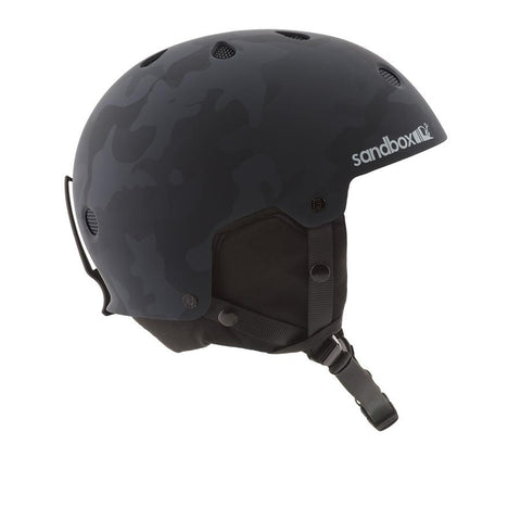 Sandbox Legend Snow Helmet Black Camo - Koala Logic