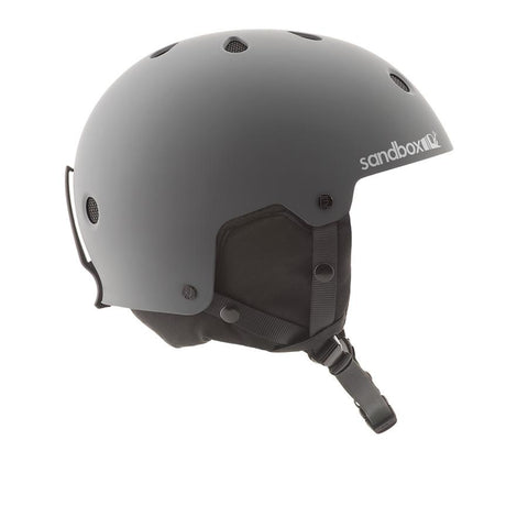 Sandbox Legend Snow Helmet Grey