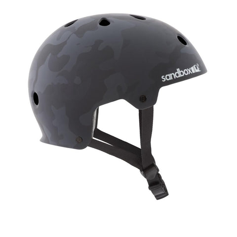 Sandbox Legend Street Helmet Black Camo