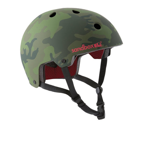 Sandbox Legend Street Helmet Camo