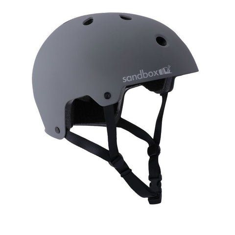 Sandbox Legend Street Helmet Grey