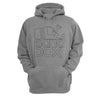 Sandbox Outline Men's Hoodie