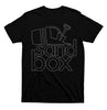 Sandbox Outline Men's T-Shirt