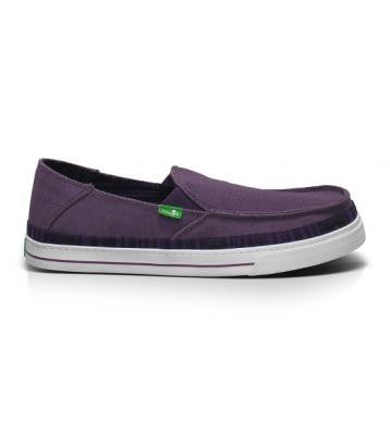 Sanuk Baseline Stacked Men's Sidewalk Surfers