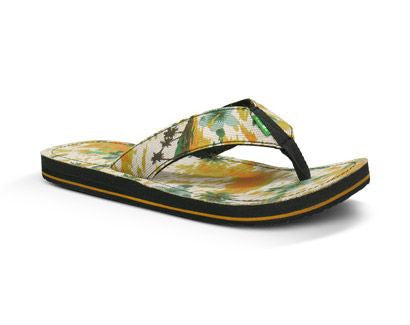 Sanuk Roots Cozy Men's Sandals