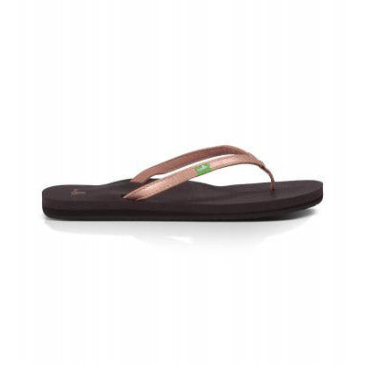 Sanuk Yoga Joy Metallic Women's Sandals -  - Koala Logic