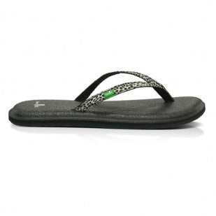 Sanuk Yoga Spree Lynx Women's Sandals -  - Koala Logic