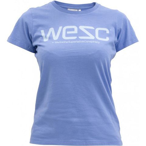WeSC Ladies Soft WeSC S/S T-Shirt
