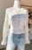 Michelle Embroidered Floral Top
