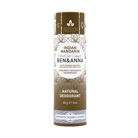 Deodorante stick - Indian Mandarine