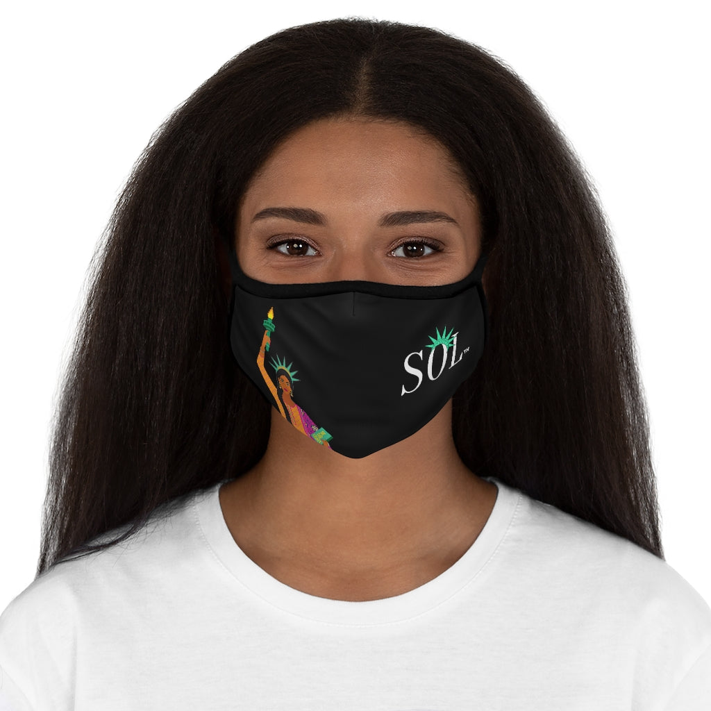 Unisex SOL Face Mask (Desi Edition)