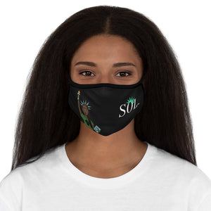 Unisex SOL Face Mask (Our Country Too Edition)