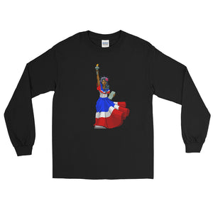 Unisex SOL Classic Long Sleeve Tee (Dominicana Edition)