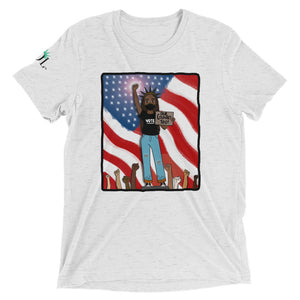 Unisex SOL (w/ background) Tee (Our Country Too w/ mask Limited Edition)