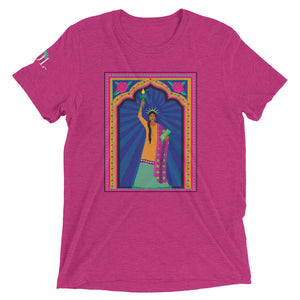 Unisex SOL (w/ background) Tee (Desi Edition)