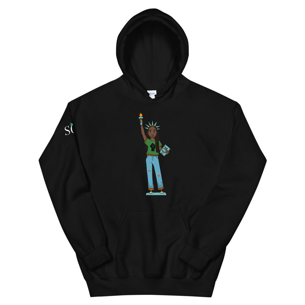 Unisex SOL Classic Hoodie (Our Country Too Edition)