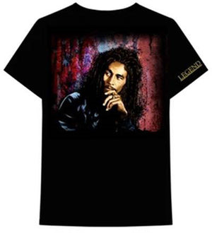 Bob Marley Legend Airbrush T-Shirt
