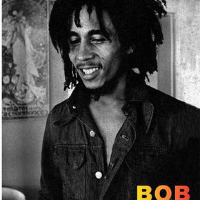 Bob Marley Smile Sticker
