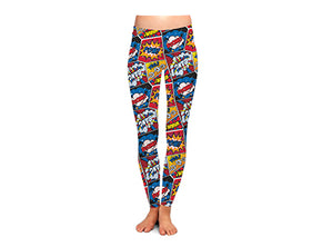 Boom Bang Women's Everyday Leggings