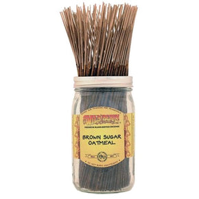 Brown Sugar Oatmeal Wild Berry Incense Sticks