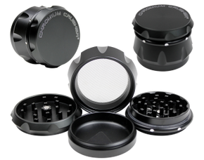 "Chromium Crusher 2.5"" 4 Piece Grinder"