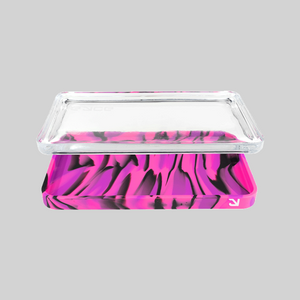 Eyce Silicone & Glass Rolling Tray