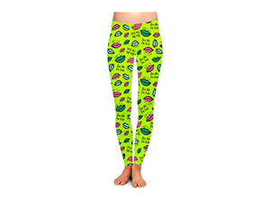 Get Lucky Women's St Patrick's Day Leggings