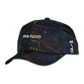 Grassroots California Pink Floyd Dark Side of the Moon Black Dad Hat