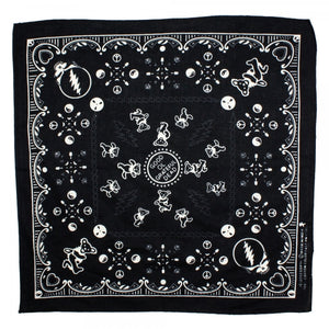 Grateful Dead Bandana Good Ol' Grateful Dead Black