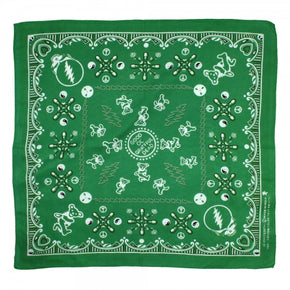 Grateful Dead Bandana Good Ol' Grateful Dead Green