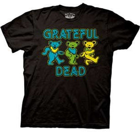 Grateful Dead Three Dancing Bears