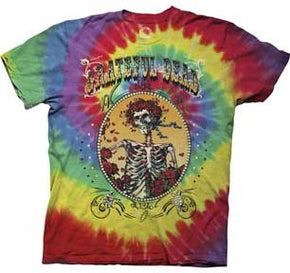 Grateful Dead Tie Dye Bertha Deco Frame