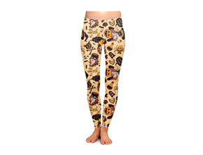 Hocus Pocus Women's Halloween Leggings