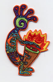 Kokopelli Patch