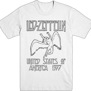 Led Zeppelin American Tour 1977 T-Shirt
